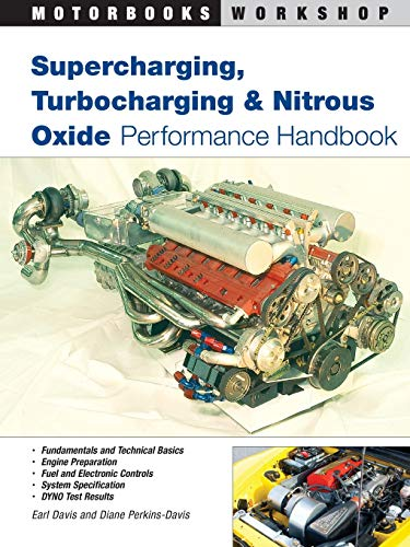 9780760308370: Supercharging, Turbocharging and Nitrous Oxide Performance