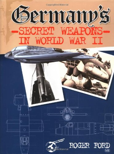9780760308479: Germany's Secret Weapons in World War II
