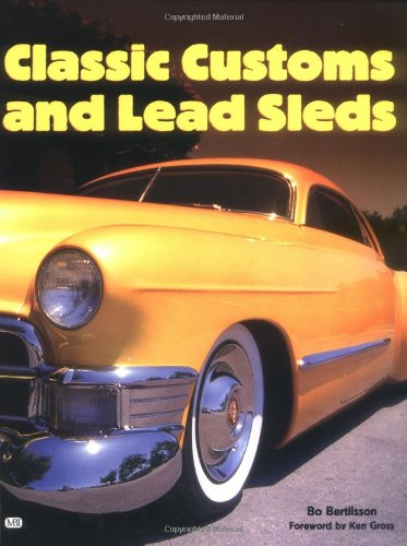 9780760308516: Classic Customs and Lead Sleds