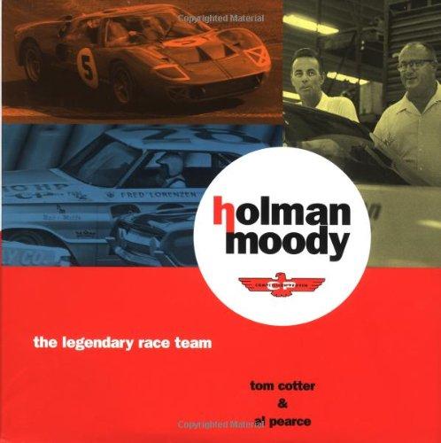 Holman Moody: The Legendary Race Team: Cotter, Tom