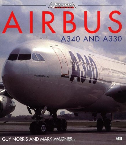 9780760308899: Airbus A340 and A330 (Jetliner History)