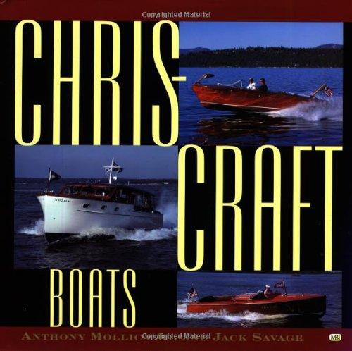 9780760309209: Chris-Craft Boats