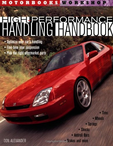 9780760309483: High-Performance Handling Handbook (Motorbooks Workshop)