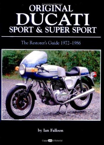 9780760309957: Original Ducati Sport and Super Sport, 1972-1986 (Original Series)