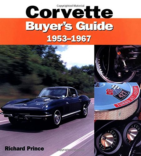 9780760310090: Corvette Buyers Guide, 1953-1967