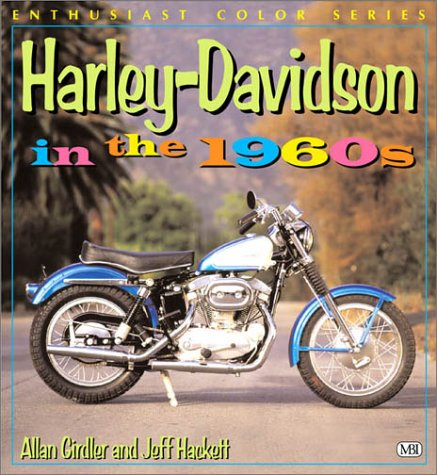 9780760310588: Harley-Davidson in the 1960s (Enthusiast Color)