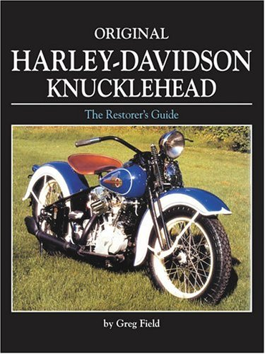 9780760310618: Original Harley-Davidson Knucklehead (Original Series)