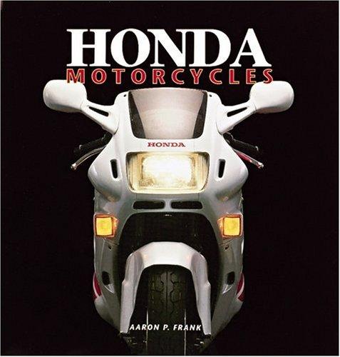 9780760310779: Honda Motorcycles