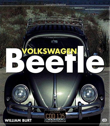 9780760310786: Volkswagen Beetle (Enthusiast Color)