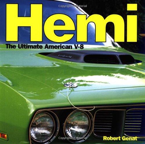 9780760311035: Hemi: The Ultimate American V-8