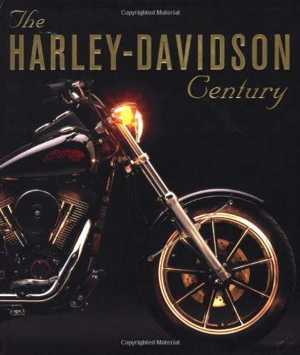 9780760311554: The Harley-Davidson Century