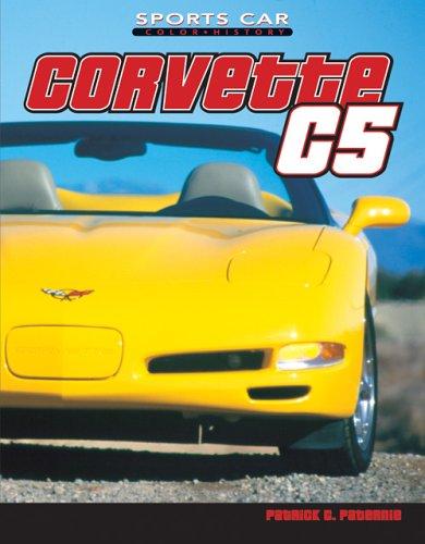9780760311776: Corvette C5 (Sports Car Color History)