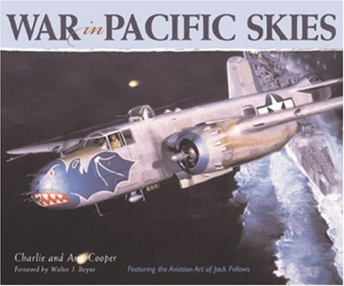 9780760311899: War in Pacific Skies: Featuring the Aviation Art of Jack Fellows