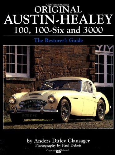 9780760312254: Original Austin-Healey 100, 100-Six and 3000 (Original Series)