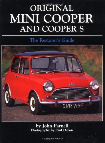 Original Mini Cooper and Cooper S (Original Series): Parnell, John
