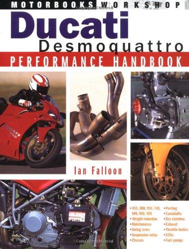 9780760312360: Ducati Desmoquattro Performance Handbook (Motorbooks Workshop)