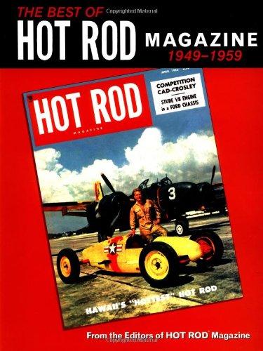 9780760313176: Best of Hot Rod Magazine, 1949-1959
