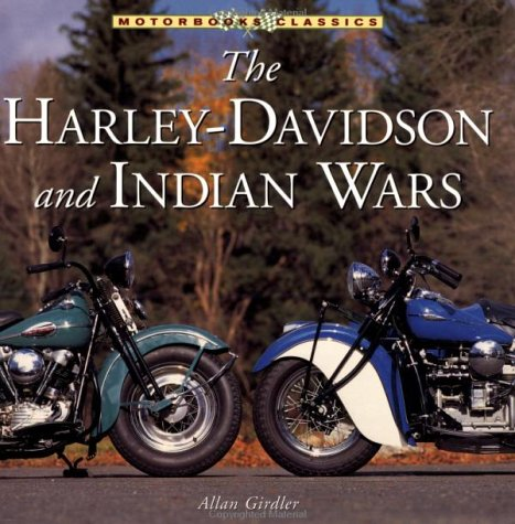 9780760313534: Harley-Davidson and Indian (Motorbooks Classics)