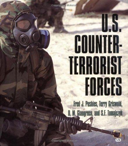9780760313633: U. S. Counter-Terrorist Forces