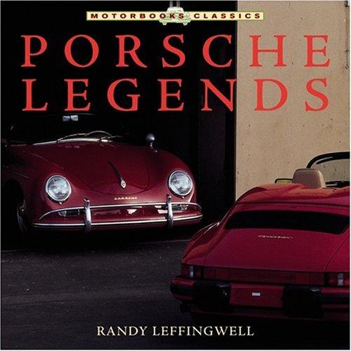 9780760313640: Porsche Legends (Motorbooks Classic)