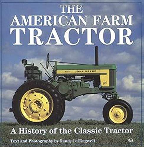 9780760313701: American Farm Tractor (Motorbooks Classic)