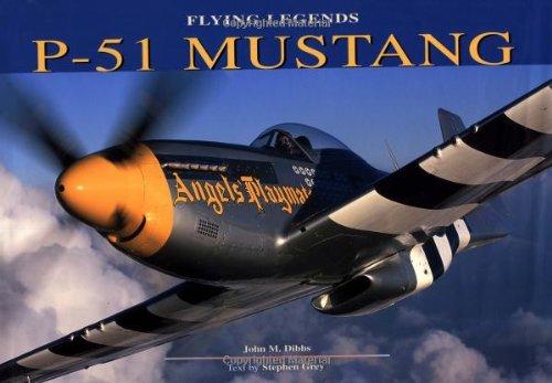 9780760314111: Flying Legends: P-51 Mustang