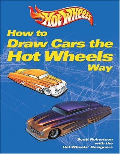 9780760314807: How to Draw Cars the Hot Wheels Way