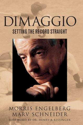 9780760314821: Dimaggio: Setting the Record Straight