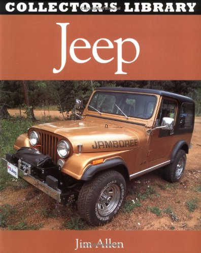 9780760314869: Jeep (Collector's Library)
