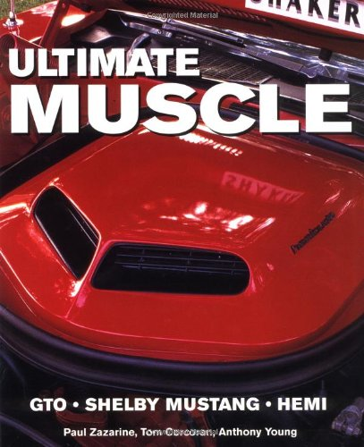 9780760314876: Ultimate Muscle Gto Shelby Musta