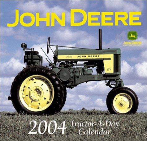 9780760315293: John Deere Tractor-A-Day