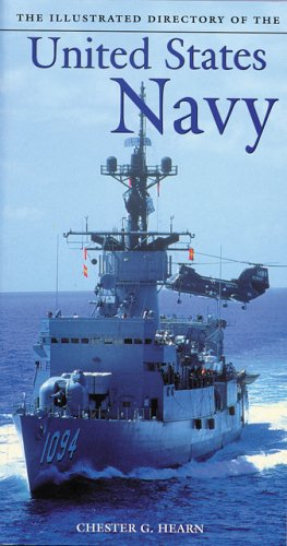 9780760315576: The Illustrated Directory of The United States Navy