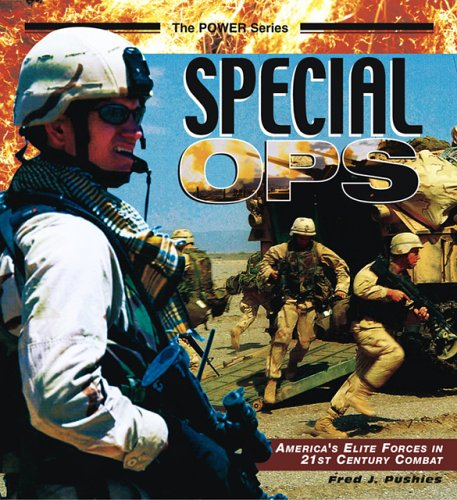 9780760316030: Special Ops: America's Elite Forces in 21st Century Combat (Power)