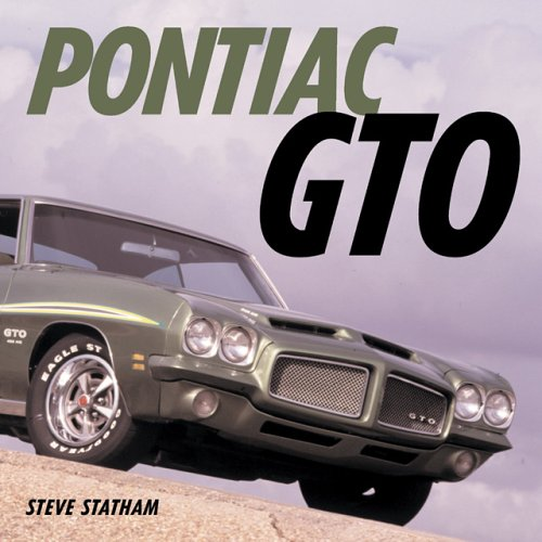 9780760316450: Pontiac GTO: Four Decades of Muscle (Muscle Car Color History)