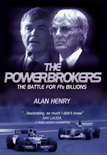 9780760316504: The Power Brokers: The Battle for F1's Billions