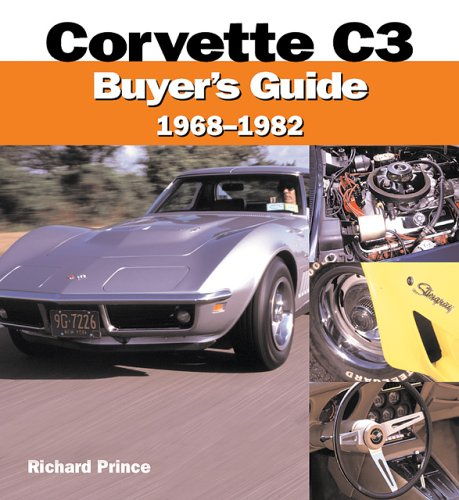 9780760316559: Corvette C3 1968-1982 Buyer's Guide