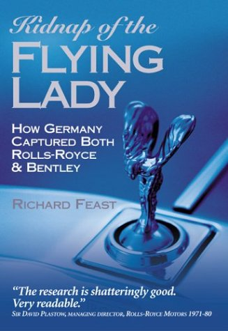 Kidnap of the Flying Lady: Feast, Richard