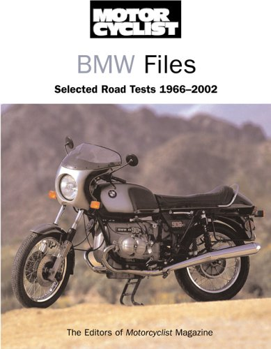 9780760316955: Moto Motorcyclist: BMW Files: Selected Road Tests 1966-2002