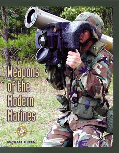 9780760316979: Weapons of the Modern Marines (Battlegear)