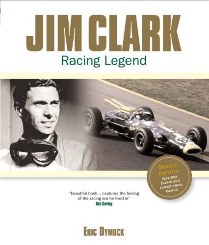 9780760317037: Jim Clark: Racing Legend