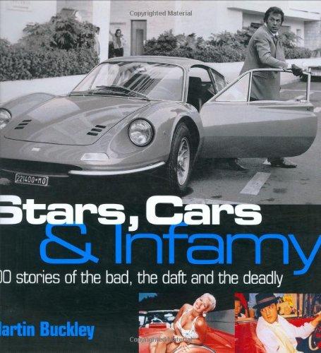 Stars, Cars & Infamy: Buckley, Martin