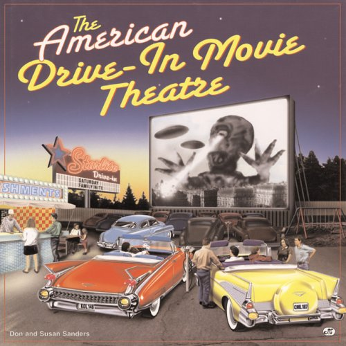 9780760317075: American Drive-in Movie Theater (Motorbooks Classic)