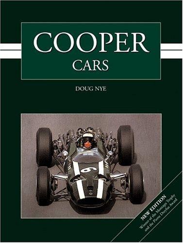 Cooper Cars: Nye, Doug