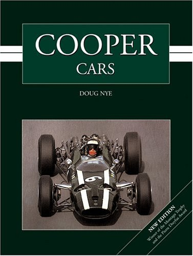 Cooper Cars (world Champions): Doug Nye