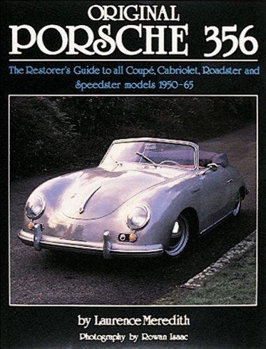 9780760317365: Original Porsche 356: The Restorer's Guide (Original Series)