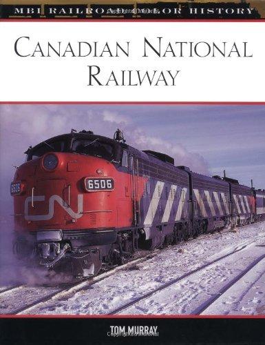 Canadian National Railway: Murray, Tom