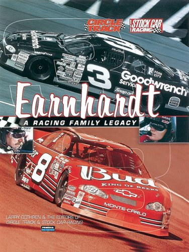 Earnhardt: A Racing Family Legacy, WITH PHOTOGRAPH