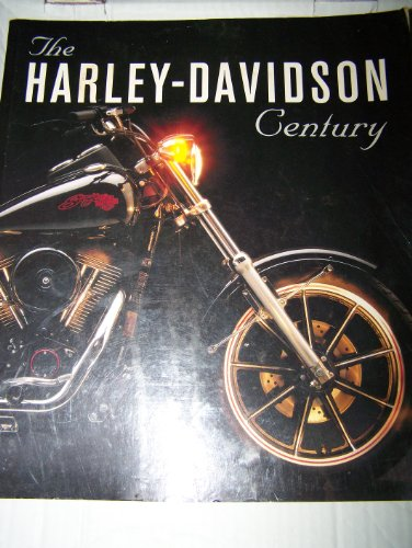 9780760318126: The Harley - Davidson Century