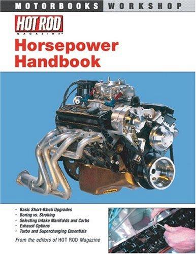 Hot Rod Horsepower Handbook (Motorbooks Workshop): McGonegal, Ro