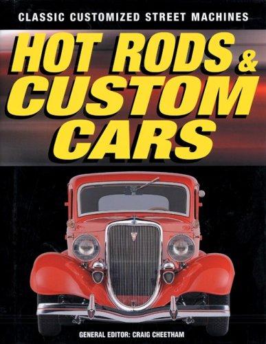 9780760318768: Hot Rods & Custom Cars